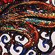 Фэнтези ручной работы. Рыбка золотая с синим камнем, приносящая богатство в дом. Оберег. Юлия Ренессанс (Renaissance). Интернет-магазин Ярмарка Мастеров.