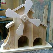 Материалы для творчества handmade. Livemaster - original item Tea house in assortment; blanks: