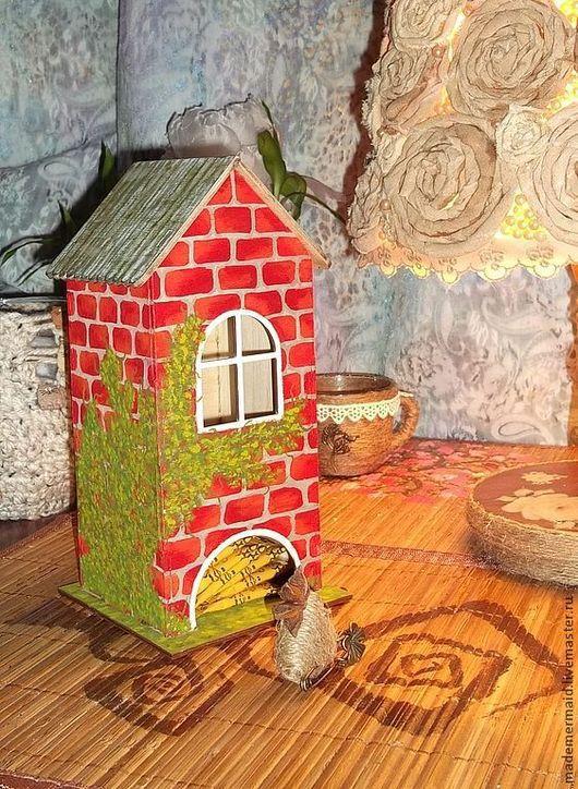 """Кухня ручной работы. Ярмарка Мастеров - ручная работа. Купить Чайный домик """"Под полуденным солнцем Тулузы"""". Handmade."""