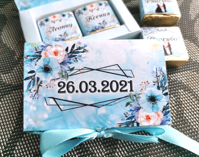 Бонбоньерки свадебные для гостей, Бонбоньерки, Нижний Новгород,  Фото №1