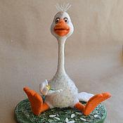 Куклы и игрушки ручной работы. Ярмарка Мастеров - ручная работа Любит...???!!!. Handmade.