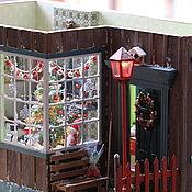 """Куклы и игрушки ручной работы. Ярмарка Мастеров - ручная работа Румбокс """"Рождественский"""".. Handmade."""