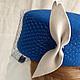 """Шляпы ручной работы. """"Синяя птица"""". Лидия Бондарева (Right Hats). Ярмарка Мастеров. Стильное украшение, стильный аксессуар"""