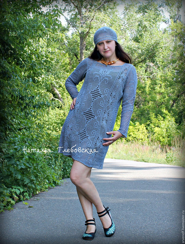 Платья каменный цветок