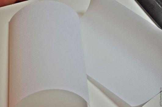 Вышивка ручной работы. Ярмарка Мастеров - ручная работа. Купить Клеевая прокладка, Германия. Handmade. Белый, клеевая основа, полиэстер