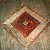 Для дома и интерьера ручной работы. Ярмарка Мастеров - ручная работа Стол антикварный отреставрированный. Handmade.
