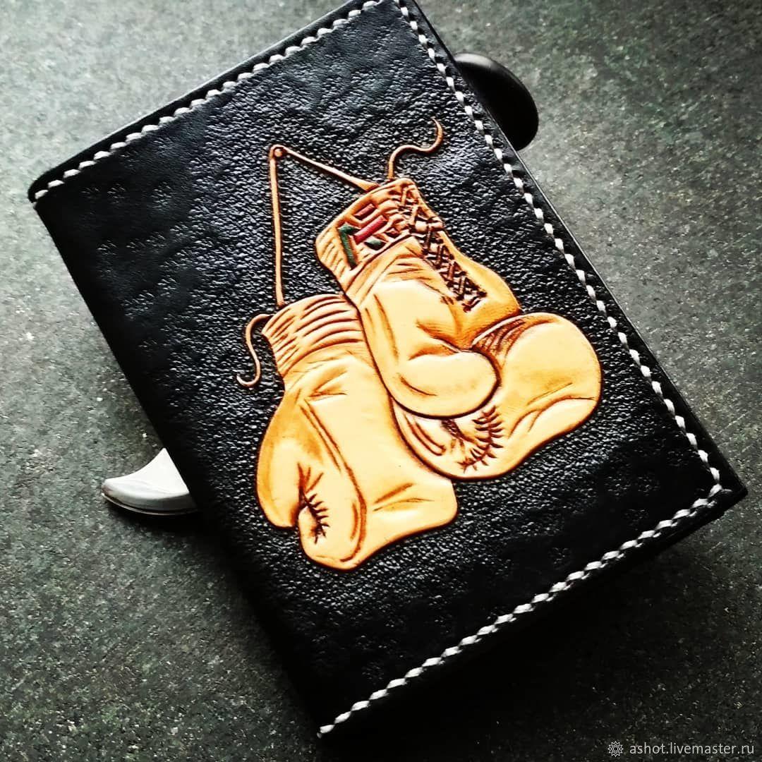 Personalized leather passport cover, passport cover, Passport cover, Yoshkar-Ola,  Фото №1