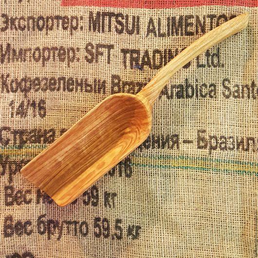 Кухня ручной работы. Ярмарка Мастеров - ручная работа. Купить Лопатка. Handmade. Бежевый, кухонная утварь из дерева, деревянная лопатка