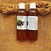 Косметика ручной работы handmade. Livemaster - original item Wild currant shampoo with herbs of the Altai Mountains. Handmade.