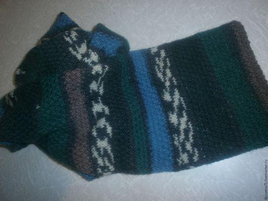 Шарфы и шарфики ручной работы. Ярмарка Мастеров - ручная работа. Купить шарф. Handmade. Разноцветный, шерсть