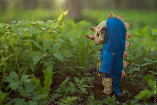 Мишки Тедди ручной работы. Ярмарка Мастеров - ручная работа. Купить доисторические времена. Handmade. Оливковый, плюш винтажный, драп