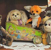 Куклы и игрушки handmade. Livemaster - original item Bell