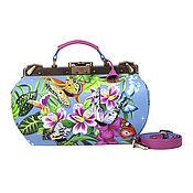 Сумки и аксессуары handmade. Livemaster - original item Bag with frame lock