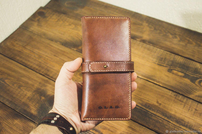 Wallet leather longer, Wallets, Volzhsky,  Фото №1