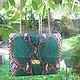 Женские сумки ручной работы. Сумочка COCO. Paradise Bali. Интернет-магазин Ярмарка Мастеров. Сумка ручной работы