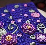 Комплекты аксессуаров ручной работы. Ярмарка Мастеров - ручная работа Комплект шапка+шарфик. Handmade.