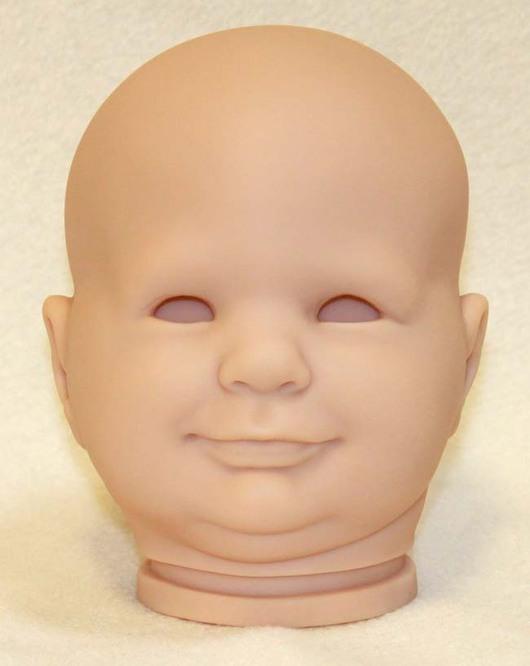 Куклы и игрушки ручной работы. Ярмарка Мастеров - ручная работа. Купить Молд Eliza, by Donna RuBert. Handmade.