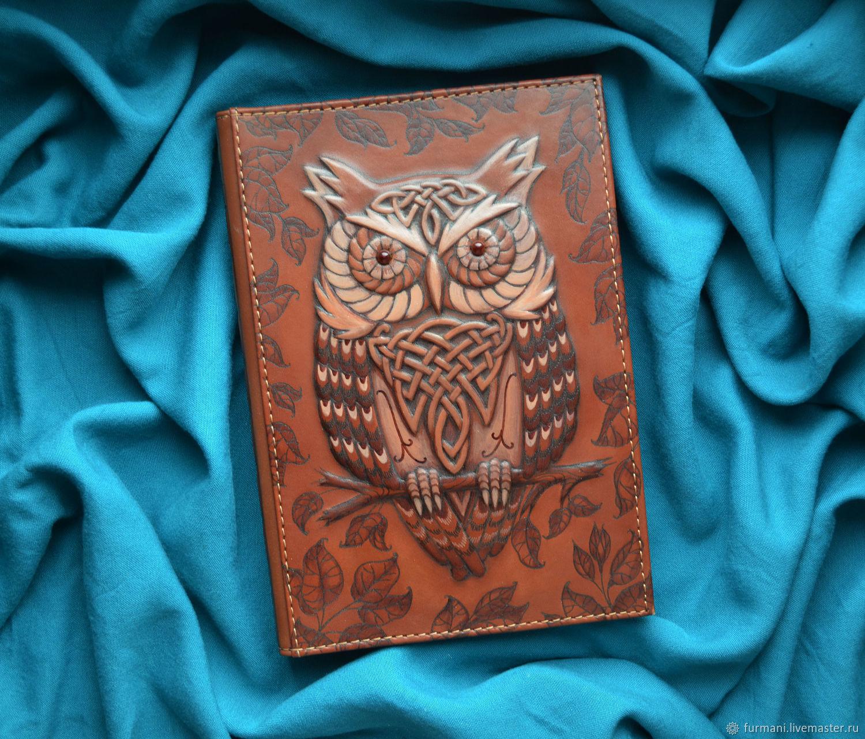 """Notebook """"WISE OWL"""", Diaries, Krivoy Rog,  Фото №1"""