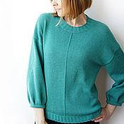 Одежда handmade. Livemaster - original item Cashmere blouse April. Handmade.