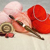 Материалы для творчества handmade. Livemaster - original item Crochet hook 8#99. Handmade.