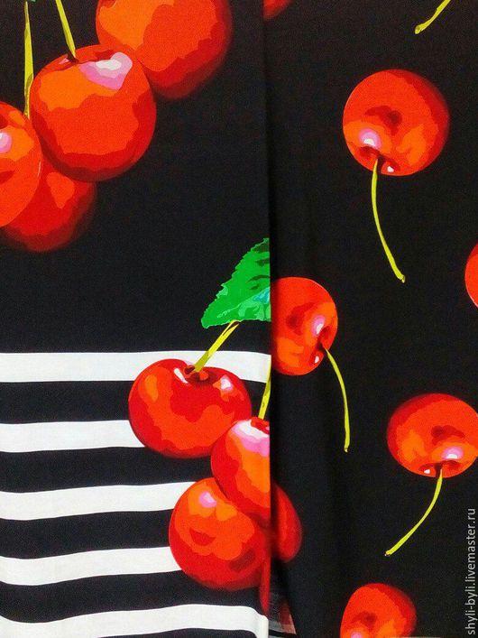 Текстиль, ковры ручной работы. Ярмарка Мастеров - ручная работа. Купить сатин. Handmade. Черный, сатин, ткань для пэчворка