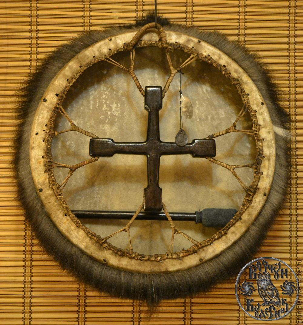 Бубен шамана своими руками