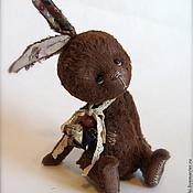 Куклы и игрушки ручной работы. Ярмарка Мастеров - ручная работа Шоколадный заяц. Handmade.
