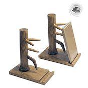 Сувениры и подарки handmade. Livemaster - original item Stand phone wing Chun. Handmade.