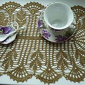 Салфетки ручной работы. Ярмарка Мастеров - ручная работа Дорожка и салфетка в стиле Кантри. Handmade.