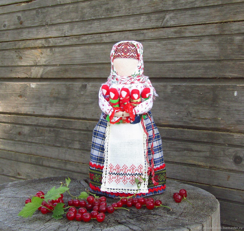 Народная кукла - оберег для семьи Плодородие, Народная кукла, Фрязино, Фото №1