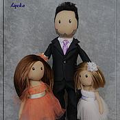 Куклы и игрушки ручной работы. Ярмарка Мастеров - ручная работа Папино счастье. Handmade.