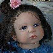 Куклы и игрушки ручной работы. Ярмарка Мастеров - ручная работа кукла реборн Элиза 2. Handmade.
