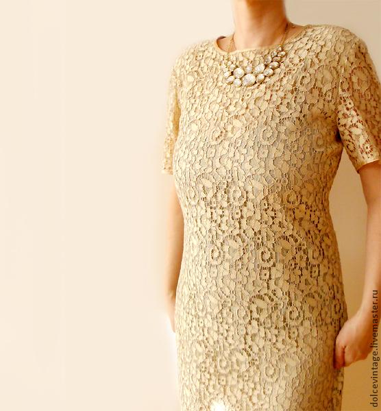 Платья из кружева италия
