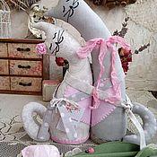 Куклы и игрушки handmade. Livemaster - original item Cats cuddle, cats, lovebirds. Handmade.