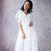 Одежда handmade. Livemaster - original item Evening/wedding dress vintage style