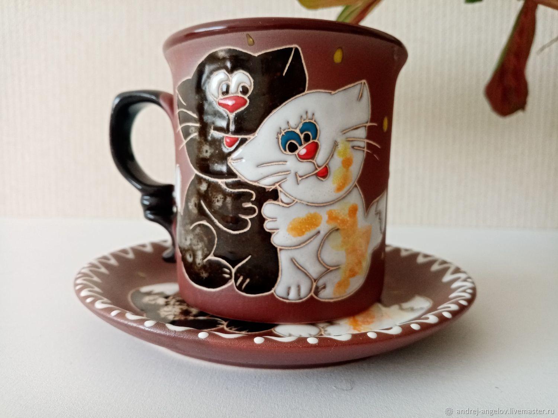 A couple of tea: Kittens, Single Tea Sets, Krasnodar,  Фото №1
