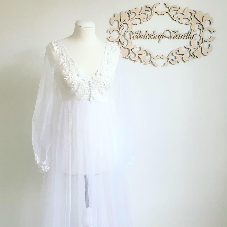 Boudoir dress ' Tenderness», Dresses, Vsevolozhsk,  Фото №1
