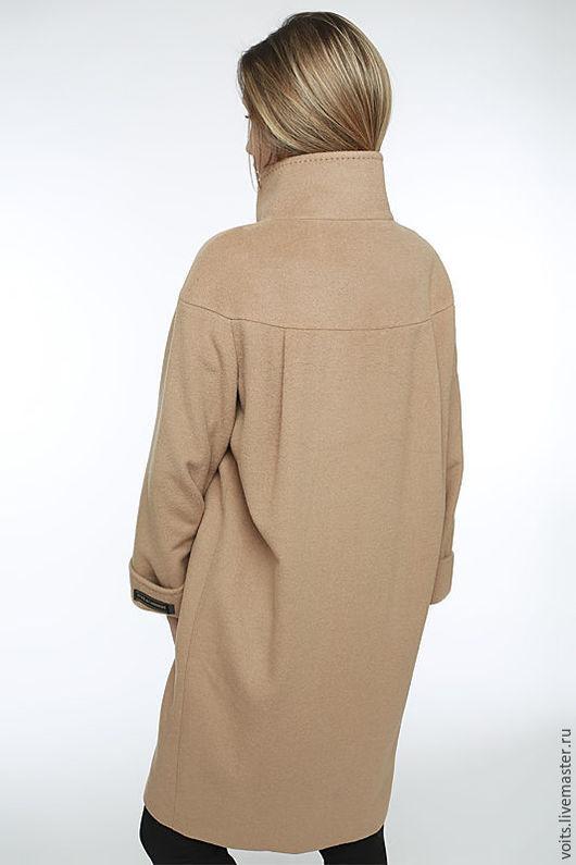"""Верхняя одежда ручной работы. Ярмарка Мастеров - ручная работа. Купить Пальто """"Alita"""". Handmade. Бежевый, кашемир, пальто"""