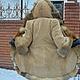 Верхняя одежда ручной работы. Шикарное пальто зимнее с лисой. Ирина (dneproart). Ярмарка Мастеров. Пальто с мехом лисы