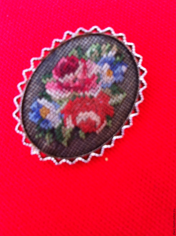Vintage brooch (handmade), Austria, Vintage brooches, Arnhem,  Фото №1