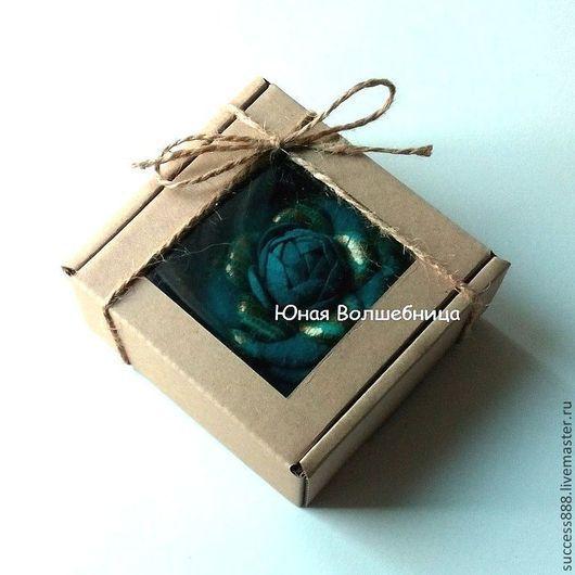 оригинальная упаковка из микрогофрокартона, самосборная коробка, крафт коробка, крафт упаковка, упаковка для мыла, упаковка для украшений, упаковка для пряников, наполнитель соломка, крафт коробка с о