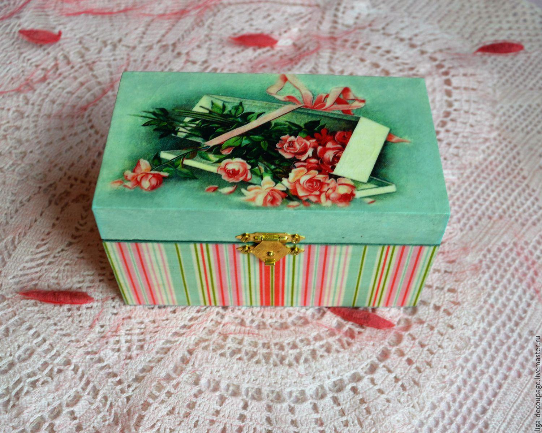 Декупаж подарки любимым
