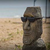 Для дома и интерьера handmade. Livemaster - original item MOAI statue from Easter island out of concrete for garden, statue. Handmade.