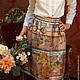 Юбки ручной работы. Ярмарка Мастеров - ручная работа. Купить юбка из хлопкового жаккарда. Handmade. Розовый, юбка на заказ