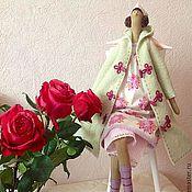 Куклы и игрушки handmade. Livemaster - original item Autumn angel. Handmade.