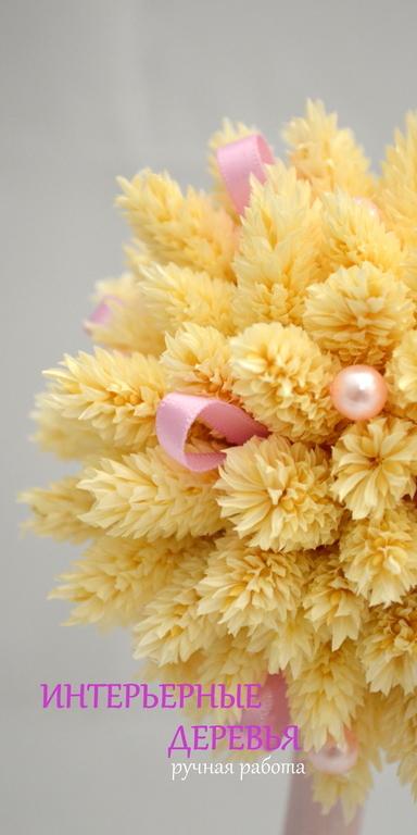 Топиарии ручной работы. Ярмарка Мастеров - ручная работа. Купить НЕЖНОСТЬ в розовом. Handmade. Бледно-розовый, красивый подарок