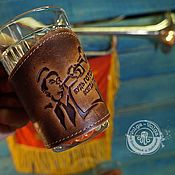 Посуда handmade. Livemaster - original item Cup holder - BE READY. Handmade.