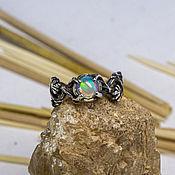 Украшения handmade. Livemaster - original item Silver ring with the