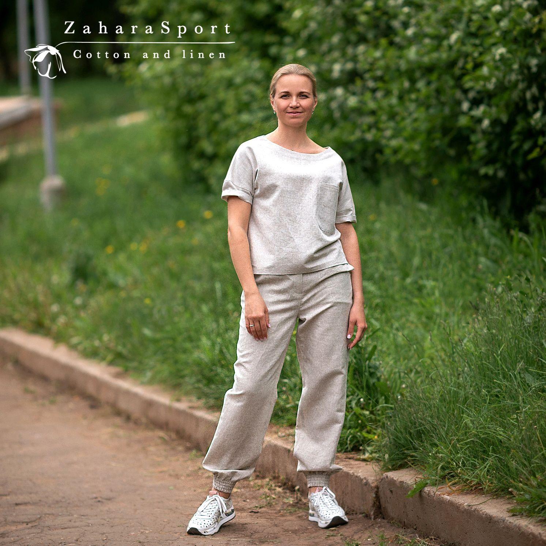 "Брюки ""Бананы"", Брюки, Киров,  Фото №1"