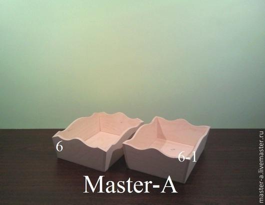 Конфетница-сухарница-хлебница - 6 - заготовка для декупажа